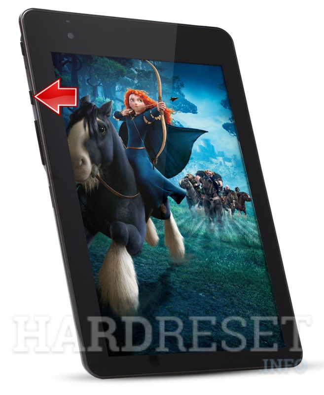 Hard Reset XTOUCH G701