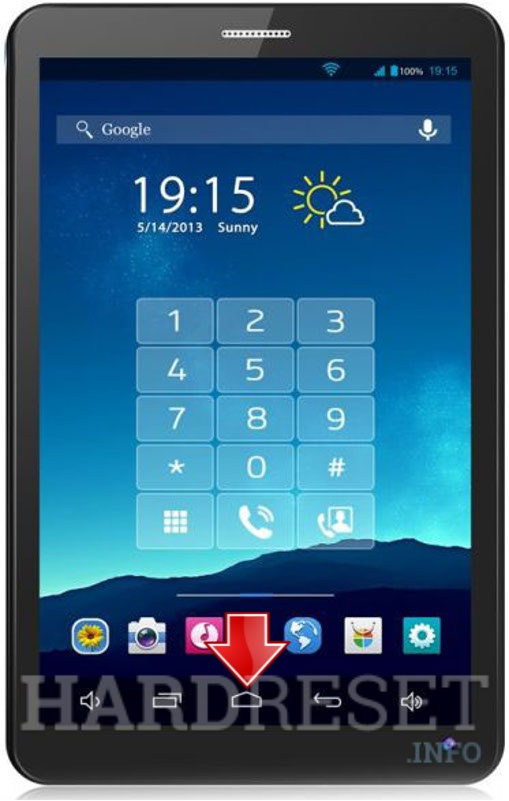 Factory Reset XTOUCH PL71 PhoneTab