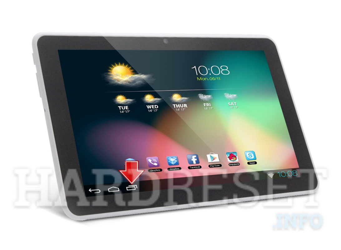 Master Reset XTOUCH X712