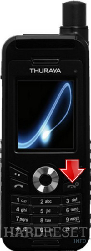 Hard Reset THURAYA XT