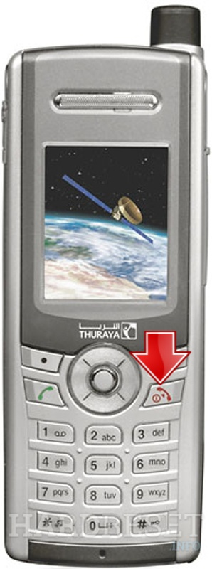 Hard Reset THURAYA SG-2520