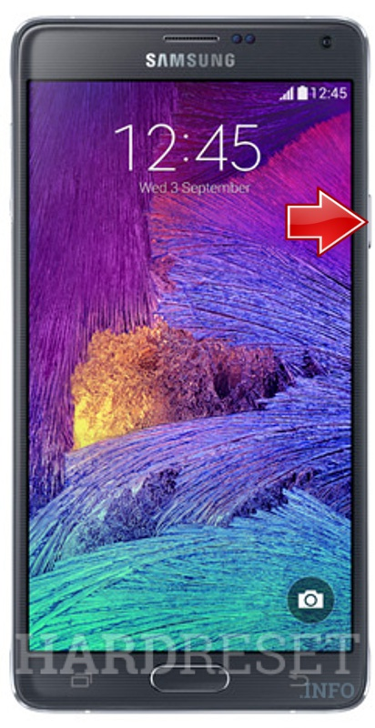 Hard Reset SAMSUNG N9100 Galaxy Note 4 Duos