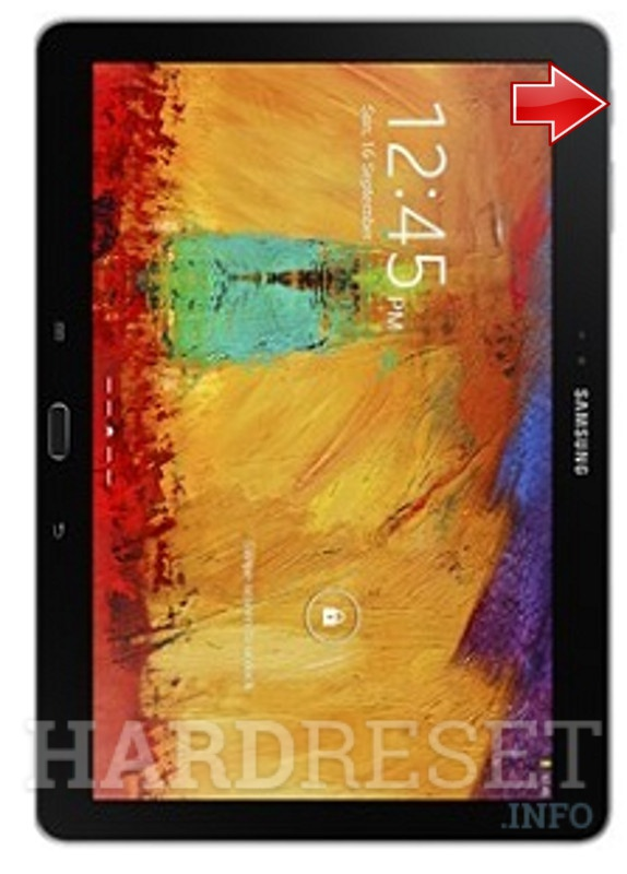Hard Reset SAMSUNG P601 Galaxy Note 10.1 2014 3G