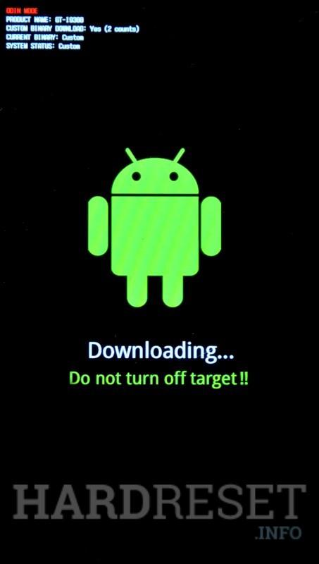 Download Mode SAMSUNG P3100 Galaxy Tab 2 7 0 - HardReset info