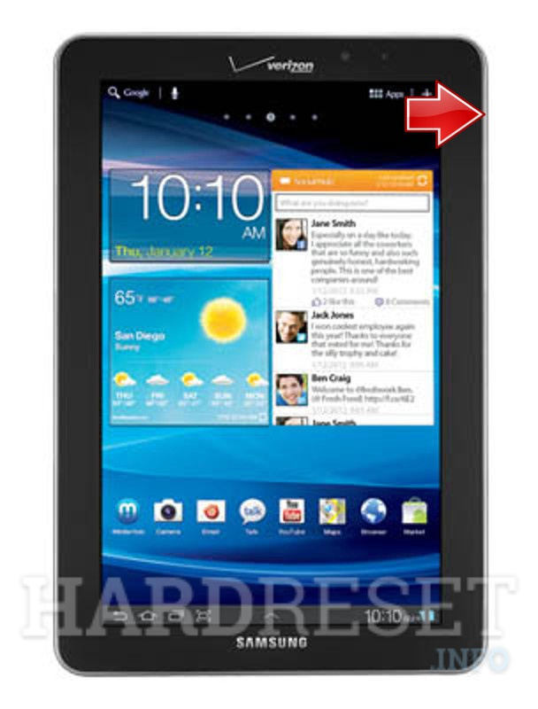 Remove screen password on SAMSUNG I815 Galaxy Tab 7.7 LTE