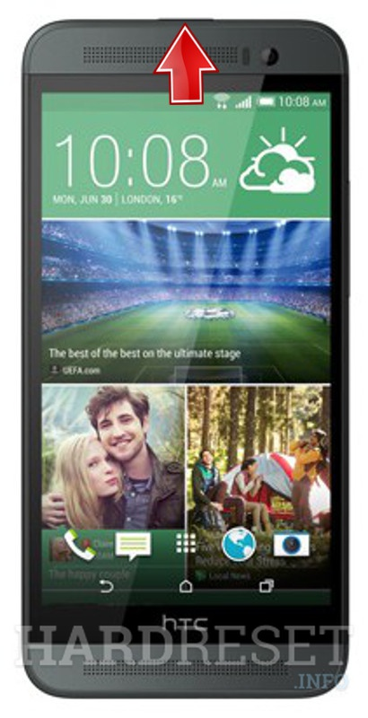 Format HTC One (E8)