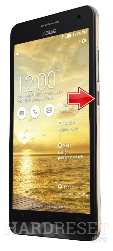How To Hard Reset My Phone Asus Zenfone 5 Hardreset Info