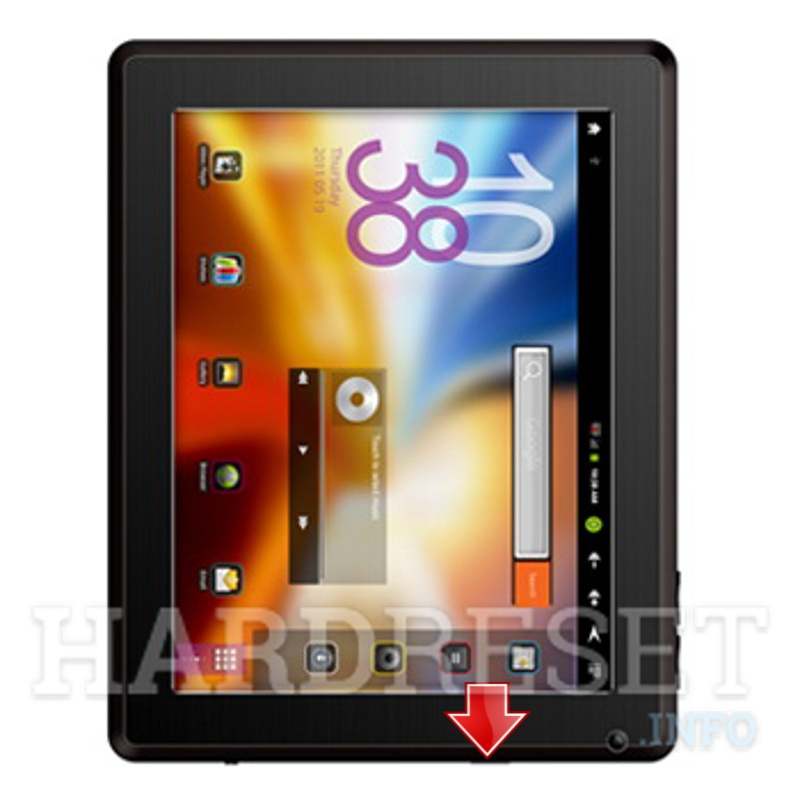 Hard Reset PIPO DS803