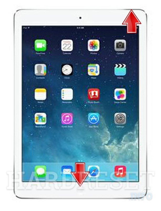 HardReset APPLE iPad Mini 2 Cellular