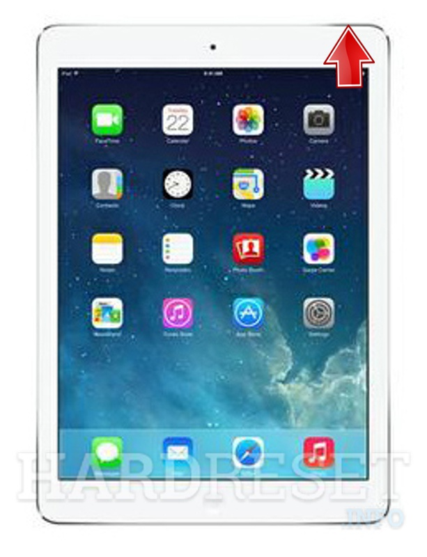 Hard Reset APPLE iPad Mini 2 Wi-Fi