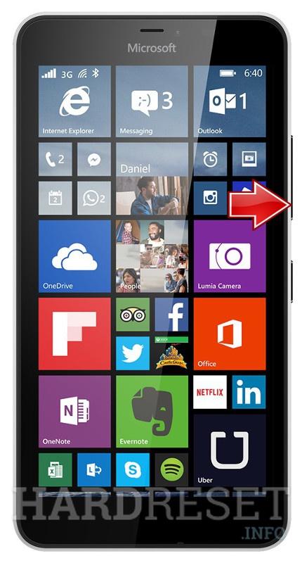 windows phone reset to factory