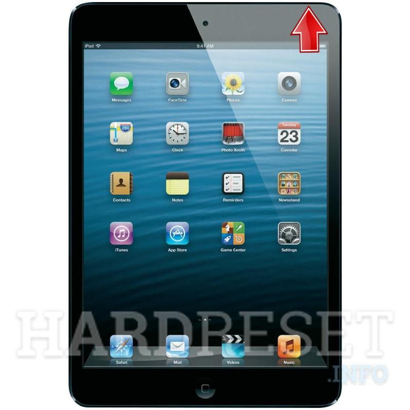 DFU Mode APPLE iPad mini Wi-Fi - HardReset info