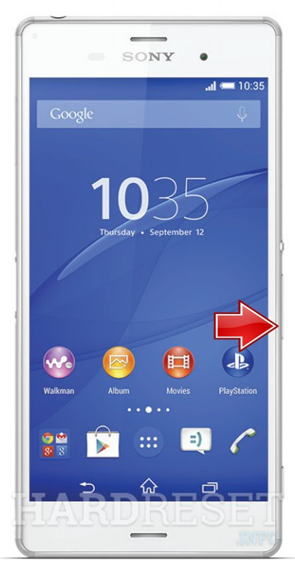 sony xperia z3 instructions