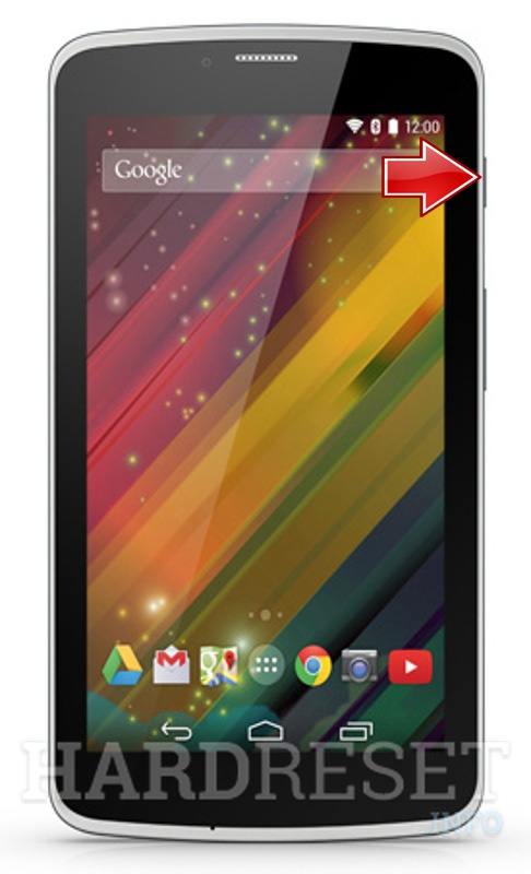 Hard Reset HP 1321ra VoiceTab 7