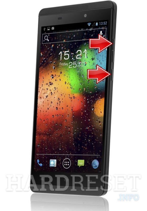 Factory Reset FLY IQ457 Universe 5.7