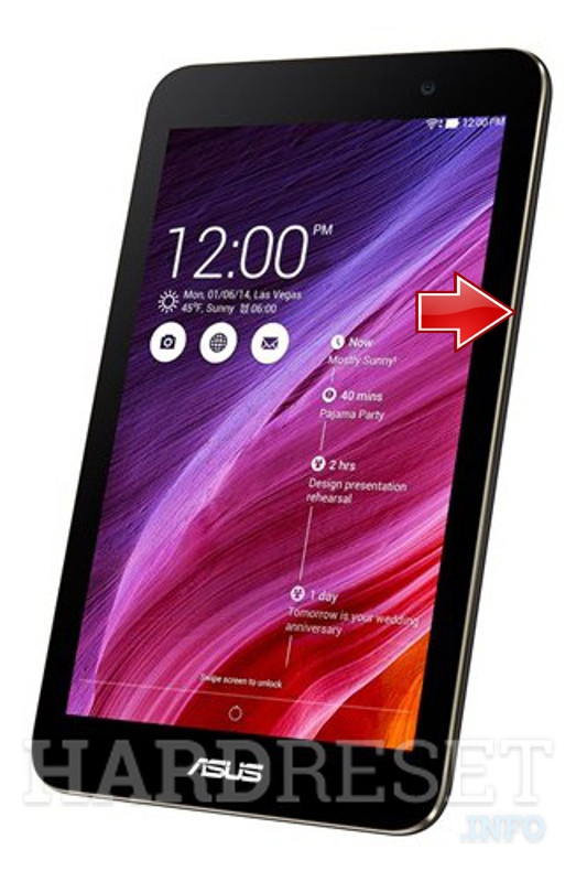 Tablet Tempered Glass Screen Protector For ASUS MEMO Pad 7 ME176CX ME176C