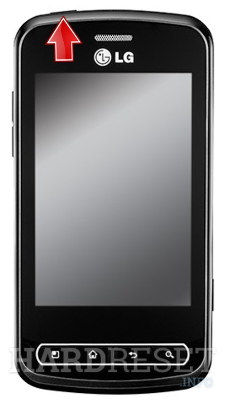Hard Reset LG L75C Optimus ZIP
