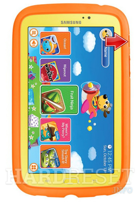 Hard Reset SAMSUNG T2105 Galaxy Tab 3 0 Kids - HardReset info