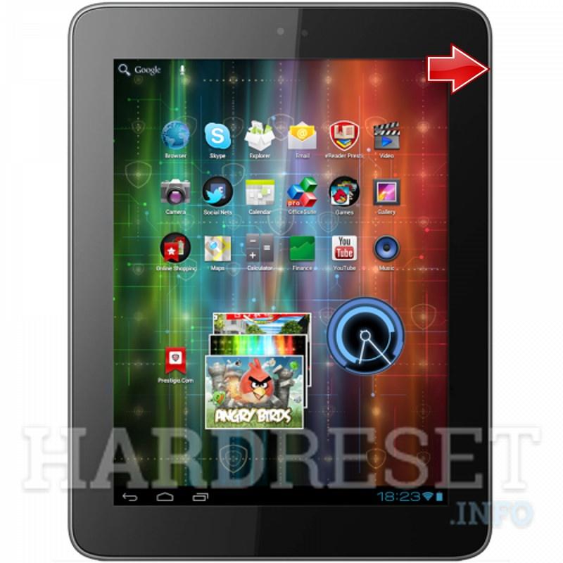 How to Hard Reset my phone - PRESTIGIO MultiPad 2 PRIME DUO 8.0 ... 72b36c8b600