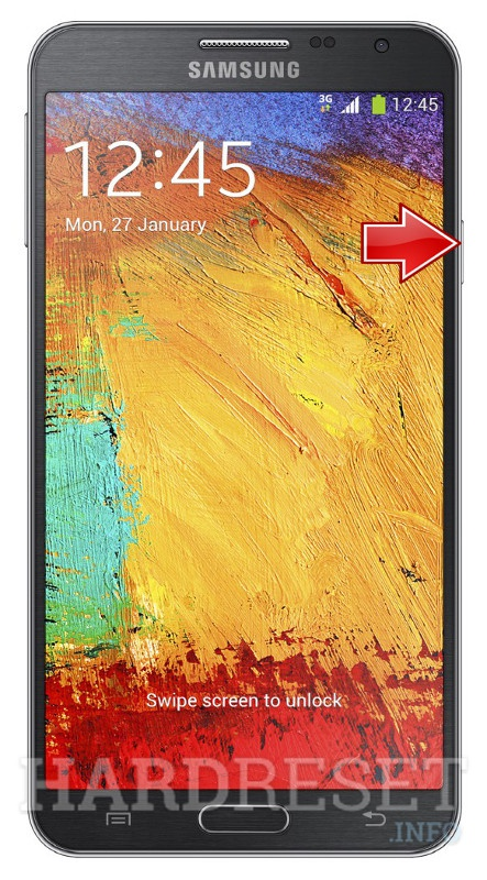 Полный сброс SAMSUNG Galaxy Note 3 Neo 3G