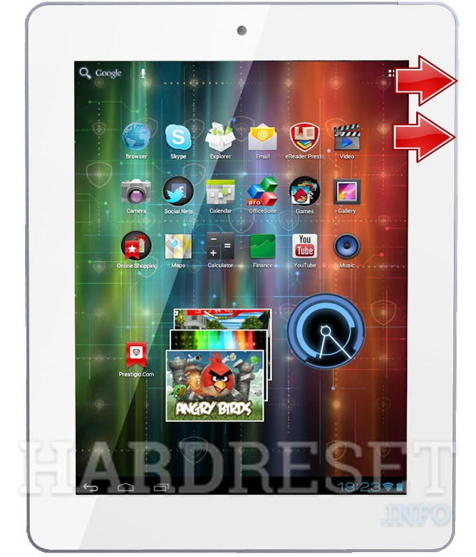 How to Hard Reset my phone - PRESTIGIO MultiPad 2 ULTRA DUO 8.0 3G ... d9e87f2d283