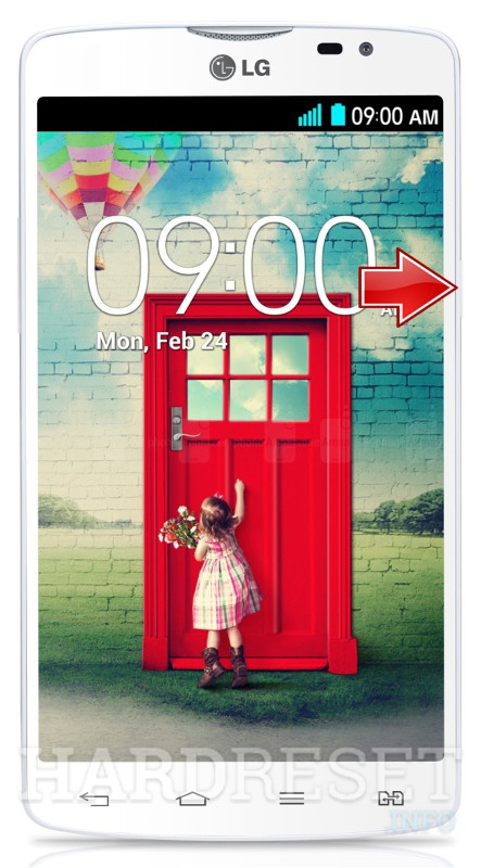 Download Mode LG L80 Dual D380 - HardReset info