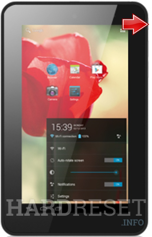 Hard Reset ALCATEL ONE TOUCH TAB 7