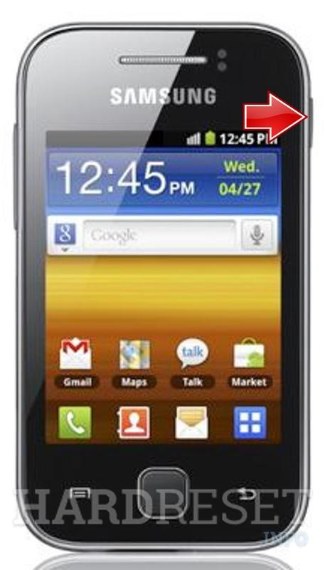 how to hard reset my phone samsung s5360 galaxy y hardreset info rh hardreset info Samsung Galaxy Express Samsung Galaxy Core 2