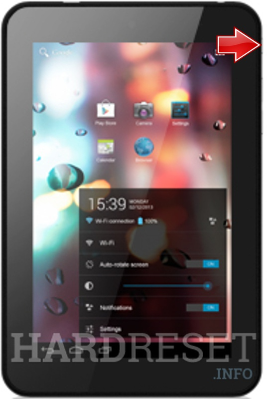 Hard Reset ALCATEL ONE TOUCH TAB 7 HD