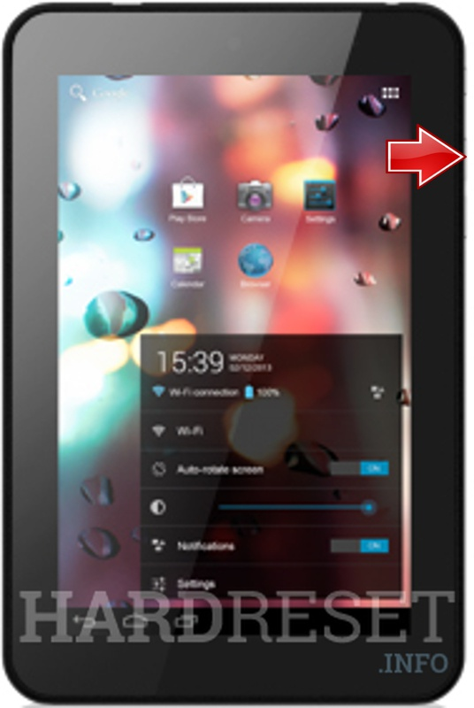 Master Reset ALCATEL ONE TOUCH TAB 7 HD