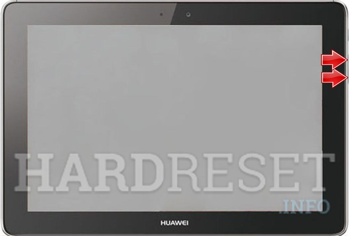 Wipe data HUAWEI MediaPad 10 FHD