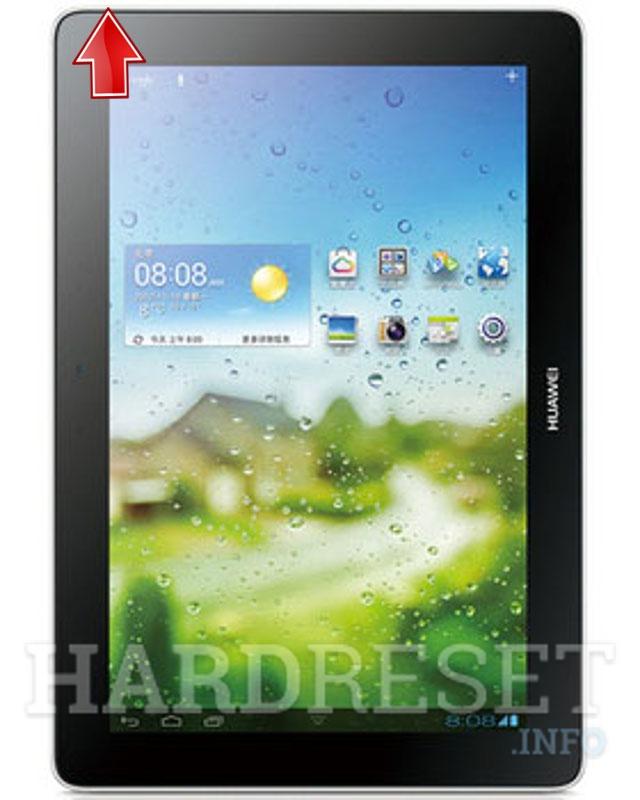 Hard Reset HUAWEI MediaPad 10 Link - HardReset info