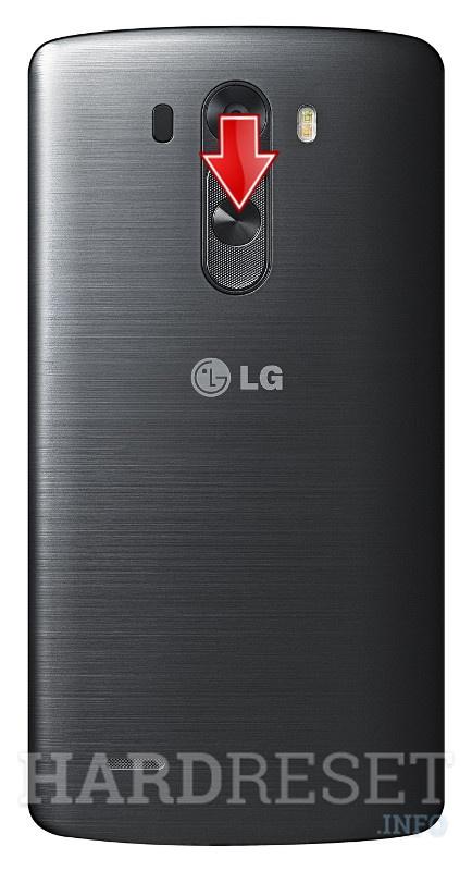 Download Mode LG D855 G3 - HardReset info