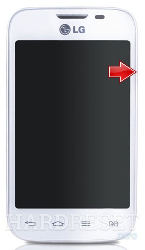 Emergency Mode LG L40 Dual D170 - HardReset info