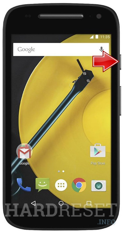 and how to hard reset motorola moto e Repair