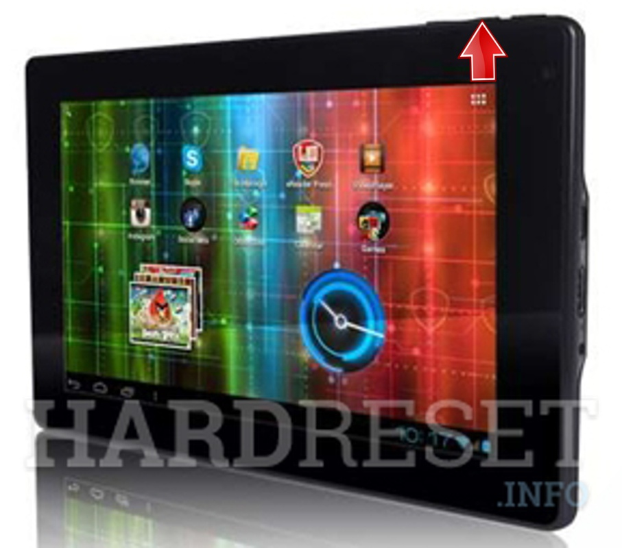 Remove screen password on PRESTIGIO MultiPad 7.0 ULTRA