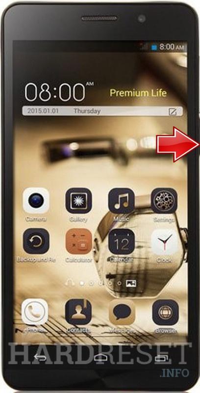How to Soft Reset my phone - TENGDA Z6 - HardReset info