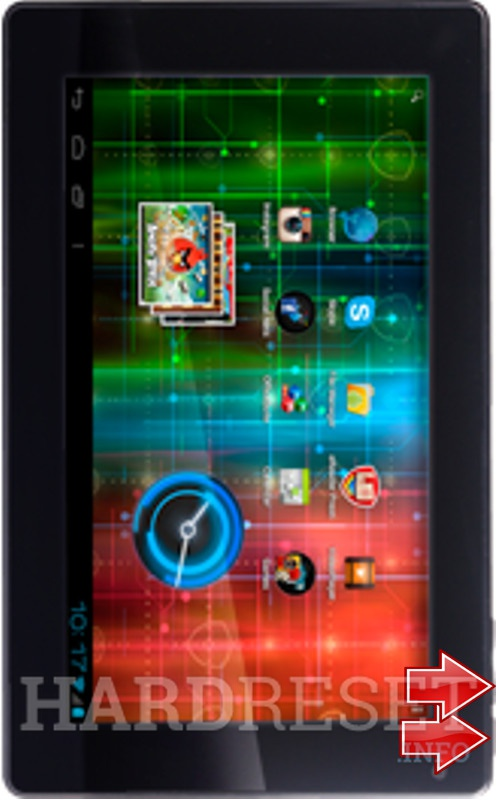 Hard Reset PRESTIGIO MultiPad 7.0 ULTRA PLUS