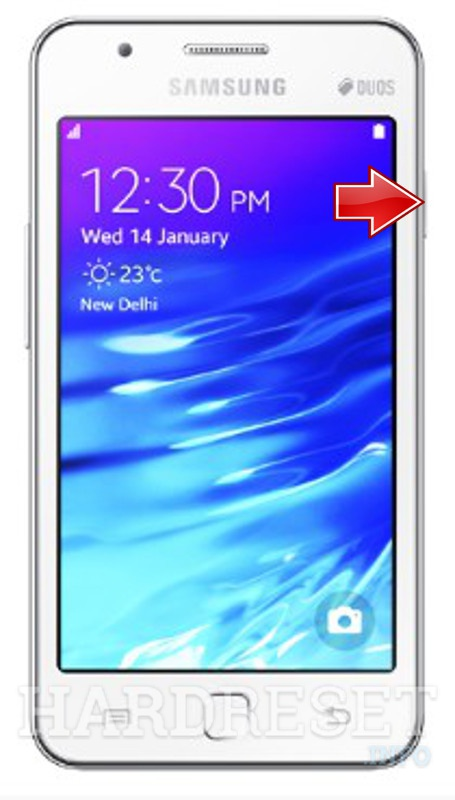 Samsung z130h samsung z1 how to hard reset my phone hardresetfo hard reset samsung z130h samsung z1 ccuart Images