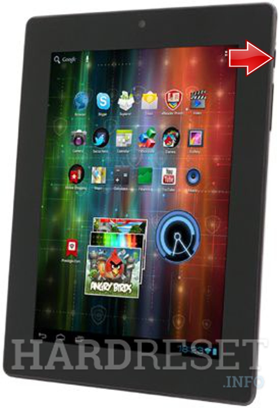 Hard Reset PRESTIGIO MultiPad 8.0 Ultra Duo
