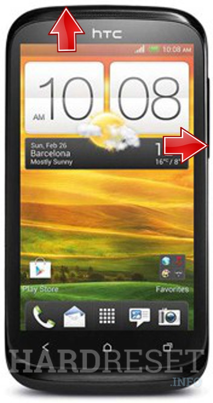 Permanently delete data from HTC Desire X