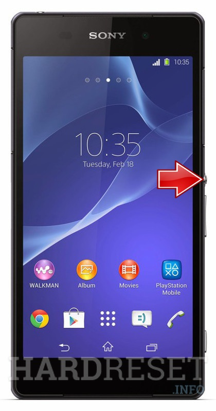 how to hard reset my phone sony xperia z2 d6503 hardreset info rh hardreset info hard reset manuel sony xperia m2 sony xperia manual factory reset