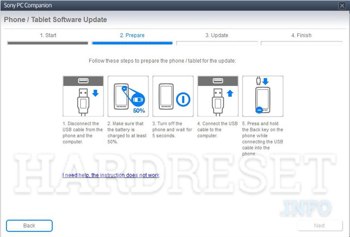 Hard Reset Sony Xperia Z Ultra C6833