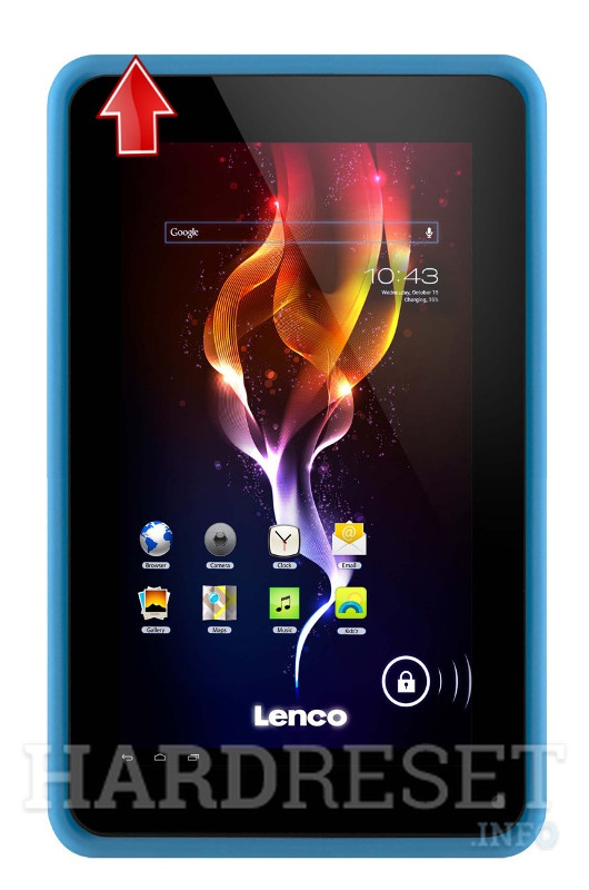 Hard Reset LENCO CoolTab-72