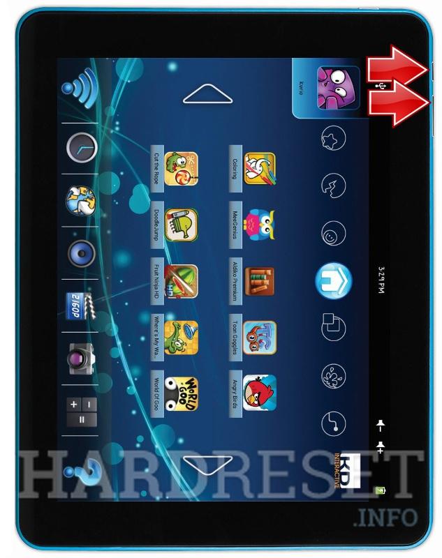 Hard Reset KURIO 10 - HardReset info