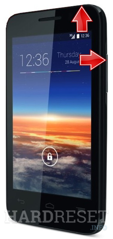 HardReset VODAFONE Smart 4 mini 785