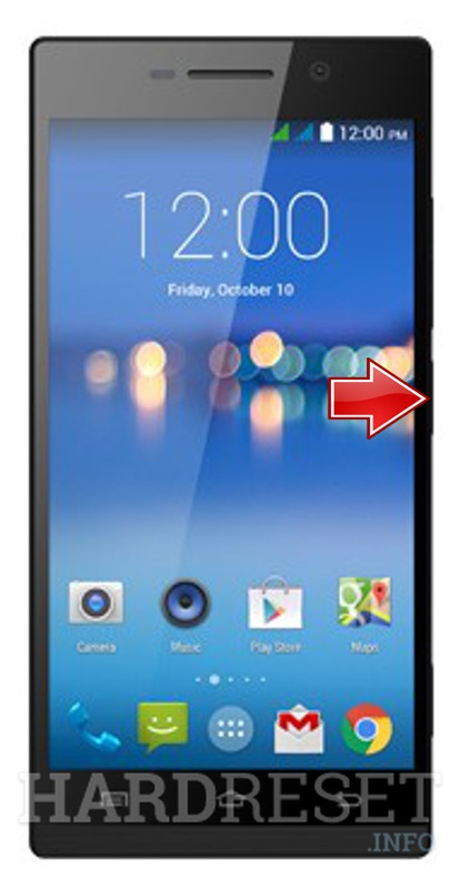 Remove Screen Lock on GIGABYTE GSmart Mika M3