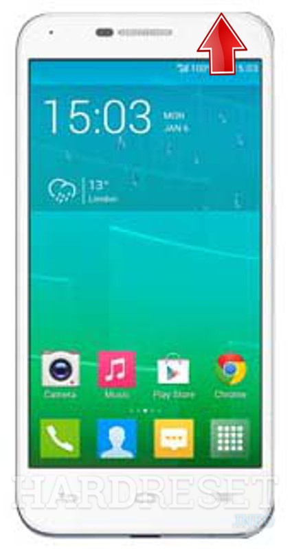 Hard Reset ALCATEL OT-6016X Idol 2 mini