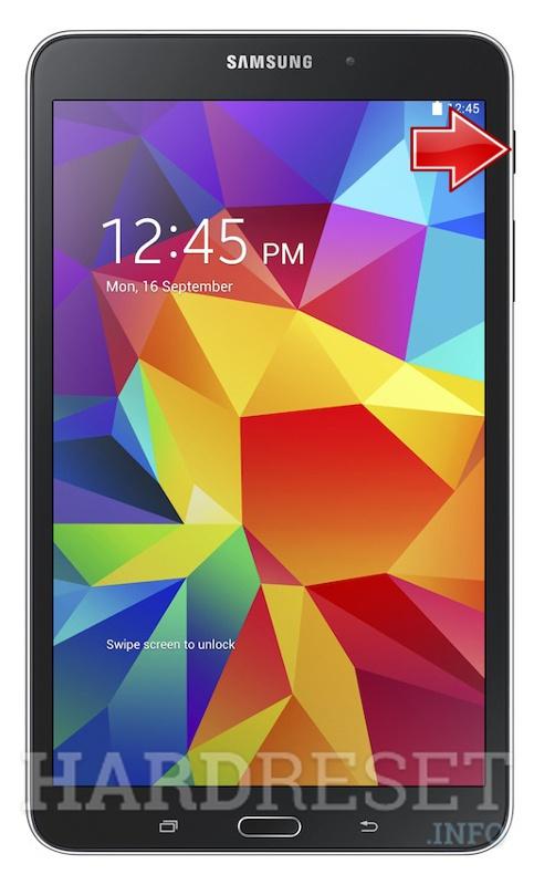 Download Mode SAMSUNG T330 Galaxy Tab 4 8 0