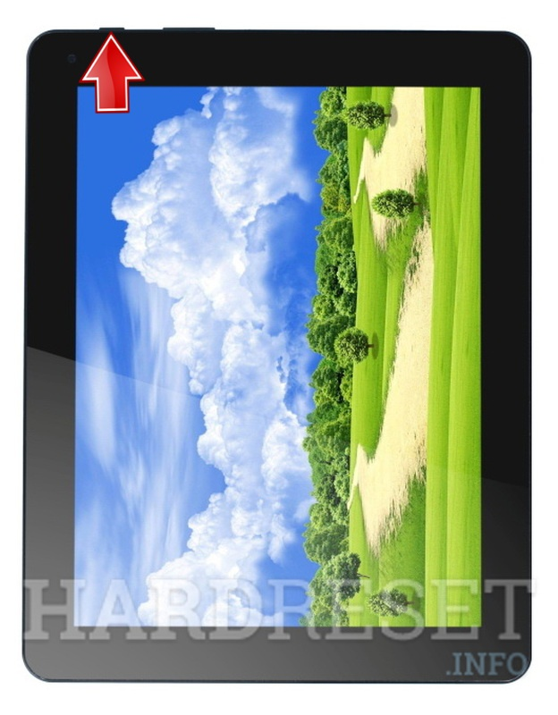 Hard Reset COLORFUL Colorfly CT974 Ivory 3